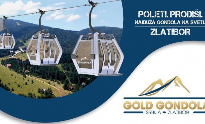 Gold gondola ulazi u završne radove