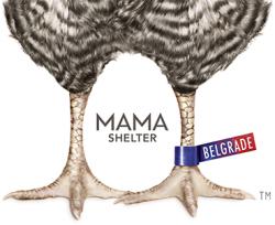 Mama Shelter Belgrade